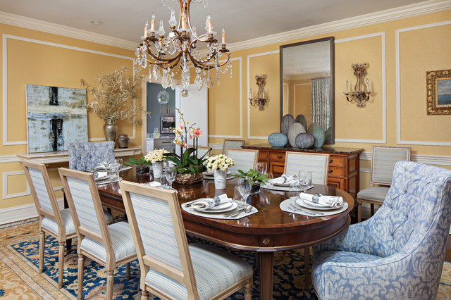 Stupendous Dining Room Renovation Of 1930S House Traditional Machost Co Dining Chair Design Ideas Machostcouk