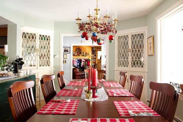 Dining Room - Traditional - Dining Room - new york - by Rikki Snyder