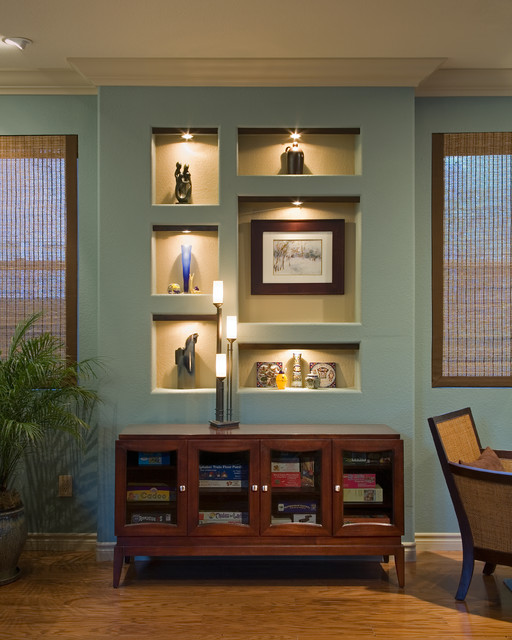 Dining room dining room san diego by robeson design for Houzz dining room wall art
