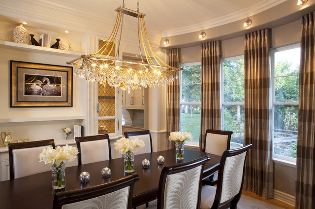 Dining Room Traditional Dining Room San Diego By