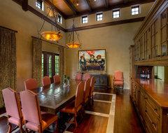 Dining Room mediterranean-dining-room