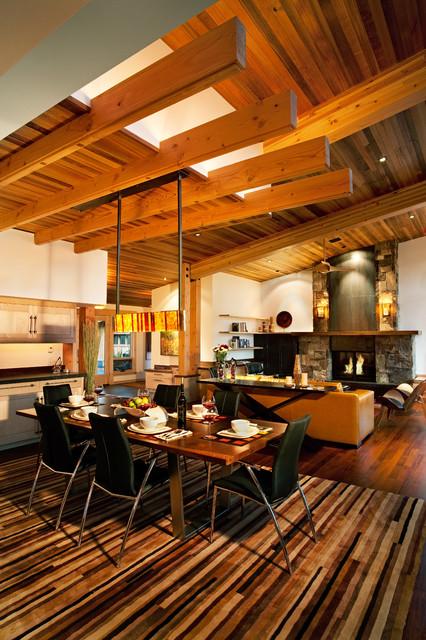 Dining Room rustic-dining-room