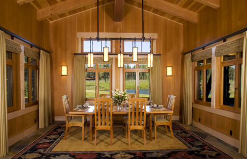 The 5 Layers Of A Well Lit Dining Room