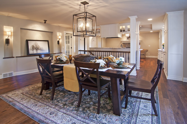 Dining Room - Traditional - Dining Room - Minneapolis - by ...