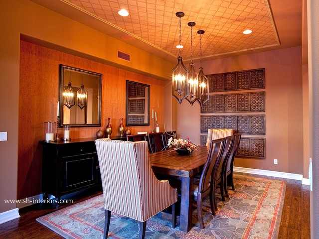 Dining room eclectic-dining-room
