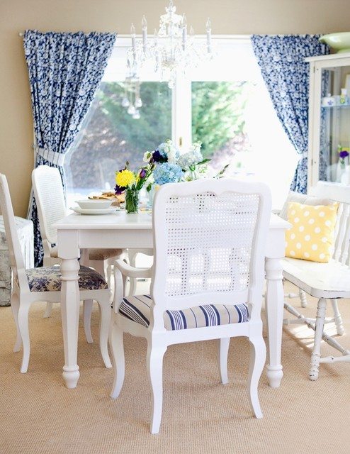 Dining Room-Shabby Chic - traditional - dining room - san ...