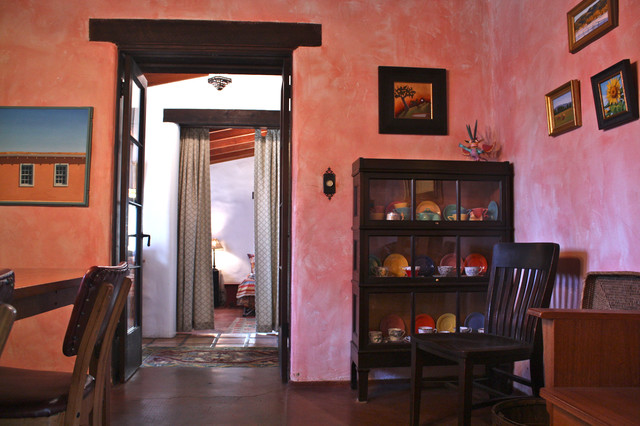 Dining Room southwestern-dining-room