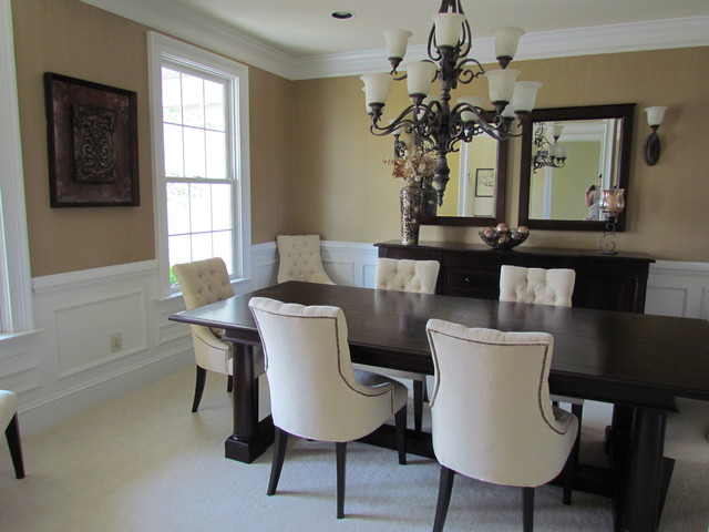 Skippack PA Home traditional-dining-room