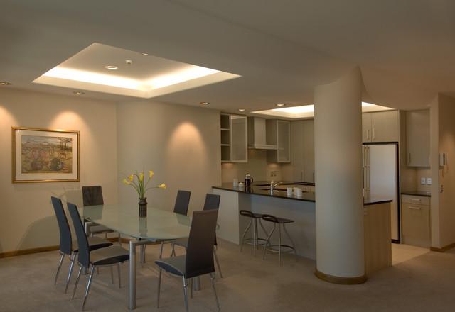 Dining Room (Unit A) modern-dining-room