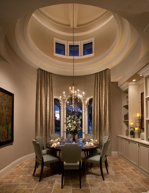 dining room mediterran esszimmer miami von weber. Black Bedroom Furniture Sets. Home Design Ideas