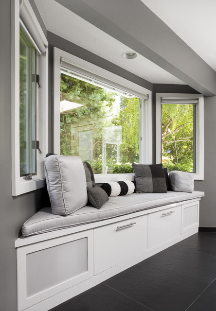 Dining room window seat for Buy bay window seat