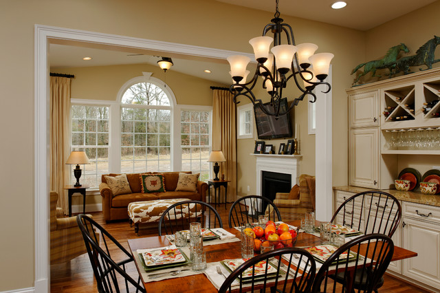 Awesome Dining Rooms Farmhouse Dining Room