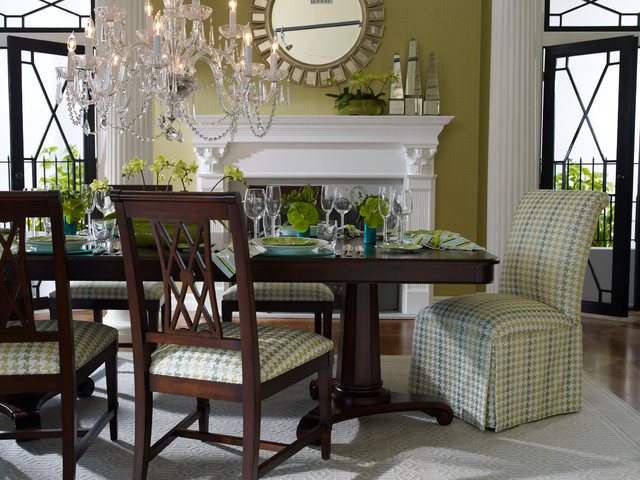 Dining rooms for Ethan allen dining room