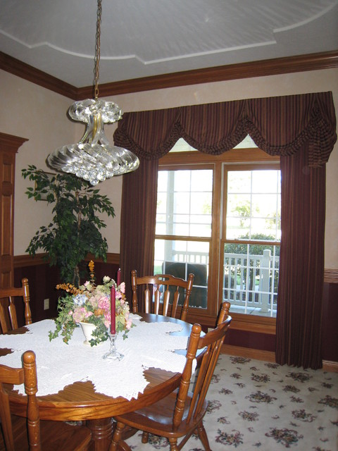 Dining Rooms Traditional Room Other Metro