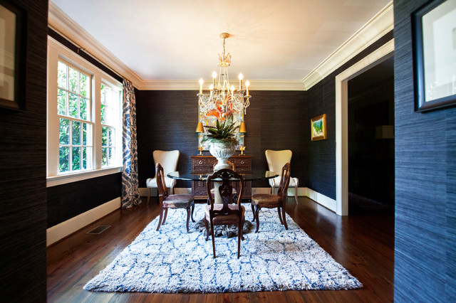 dining rooms - transitional - dining room - charlotte -lucy