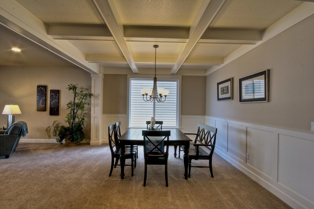 dining rooms craftsman dining room other by stone bridge homes