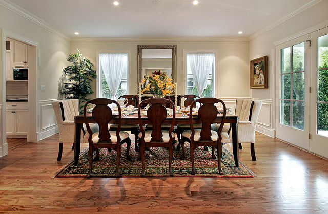 Dining Spaces traditional-dining-room