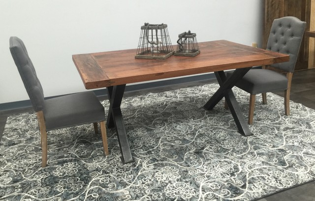 dining tables rustic dining room