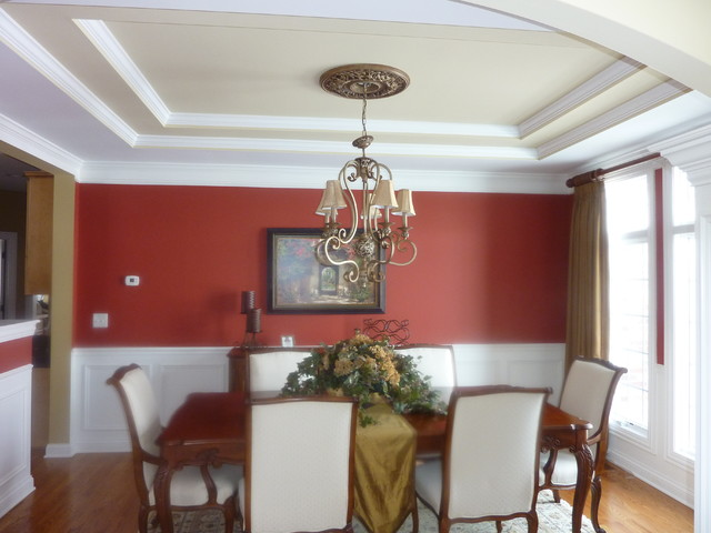 Dinning Room Color Consultation dining-room