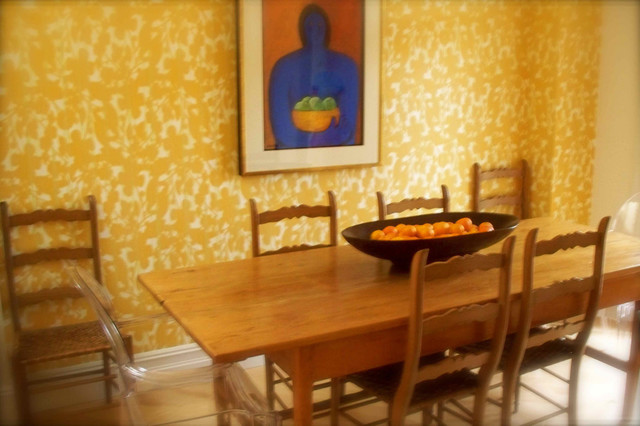 Dinning Room – AFTER eclectic-dining-room