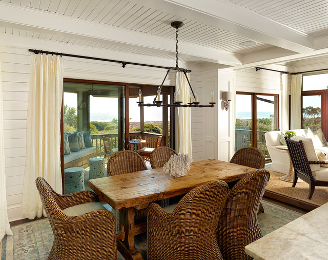 diodia court spring 2014 beach style dining room charleston by