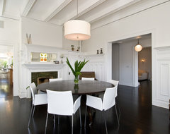 Divisadero Street contemporary-dining-room