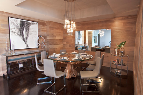 DKOR Interiors - Interior Design at the Beach Club, Miami Beach, FL