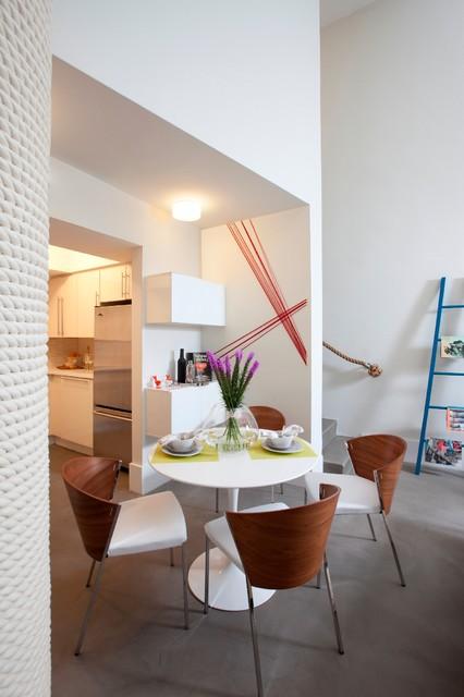 DKOR Interiors - Interior Designers Miami - Modern - South Beach Chic modern-dining-room