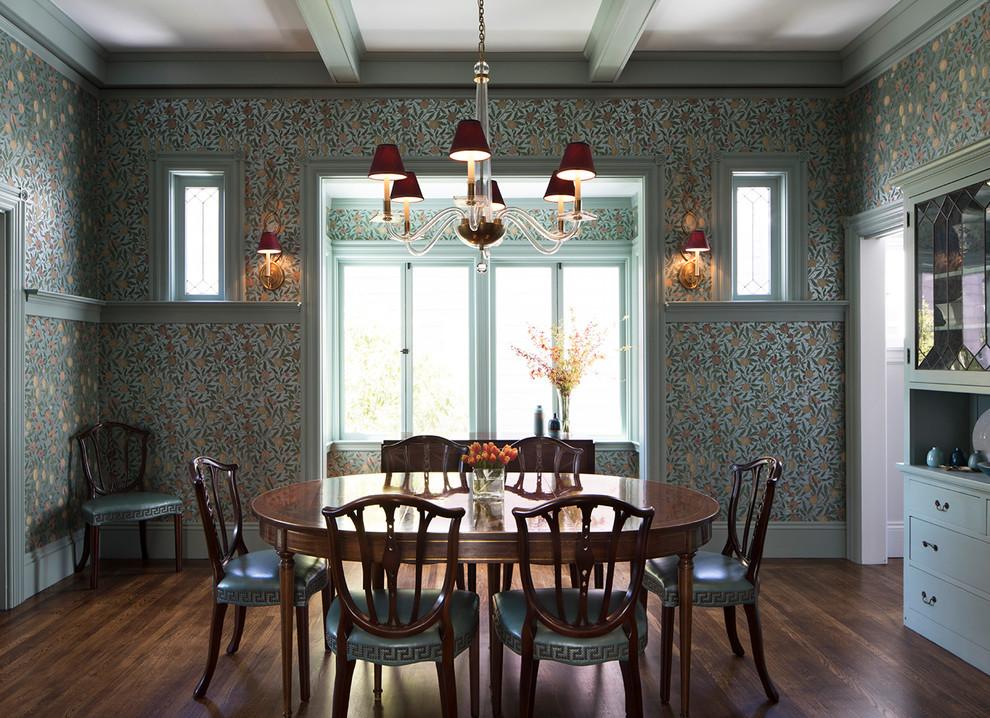 餐厅简欧风格效果图大全2017图片_土拨鼠优雅温馨餐厅简欧风格装修设计效果图欣赏