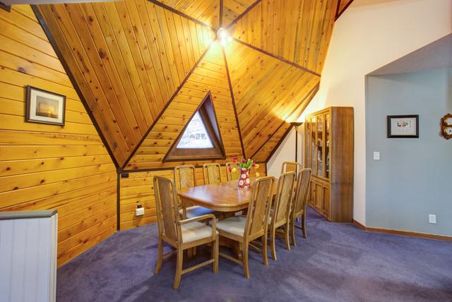 Dome House - Kasota, MN traditional-dining-room