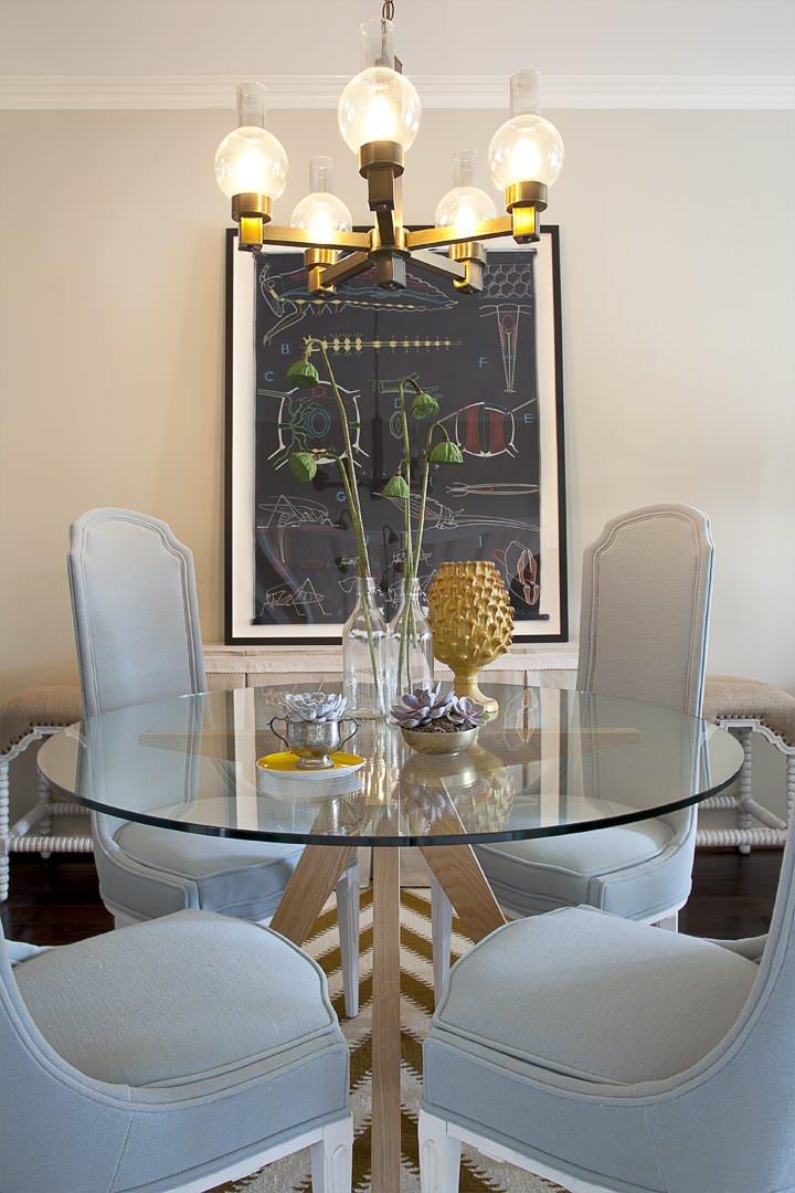 Centerpiece Round Table Houzz