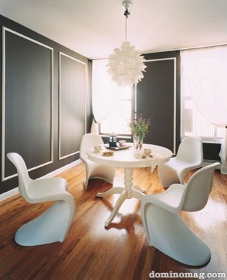 Domino Deco Files modern-dining-room
