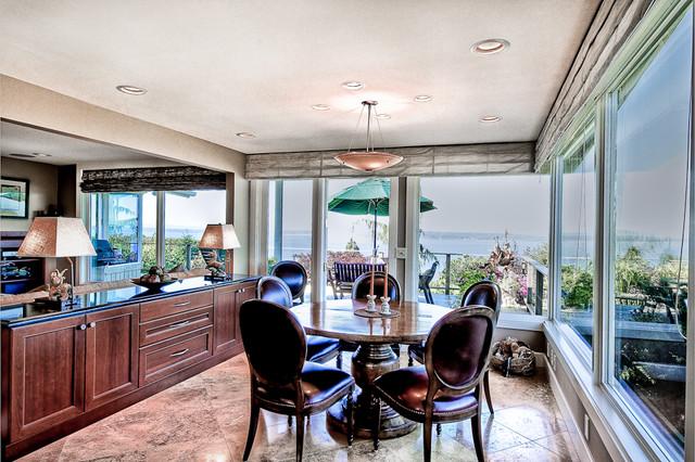 Dorian F Muncey Interiors traditional-dining-room
