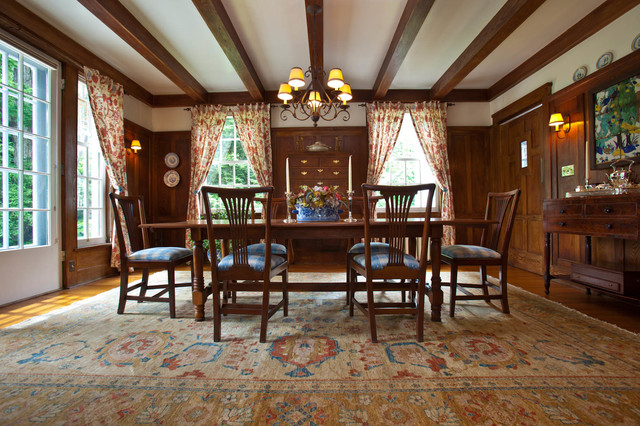 Dorset bed and breakfast traditional dining room for Area riservata bed and breakfast