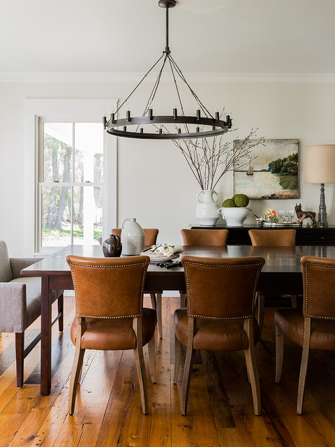 Dover Project contemporary-dining-room