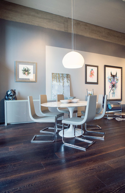 downtown indianapolis apartment 2 contemporary dining