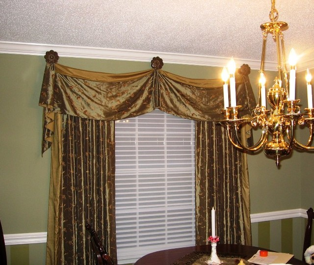 draperies traditional dining room other by draperies contemporary dining room new york by jm