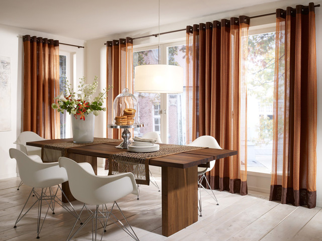 draperies contemporary dining room other by flair21 living room dining room draperies