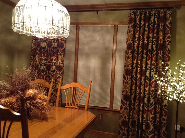draperies tanglewood dining room draperies houston tx
