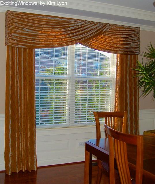 draperies traditional dining room cincinnati by dining room draperies