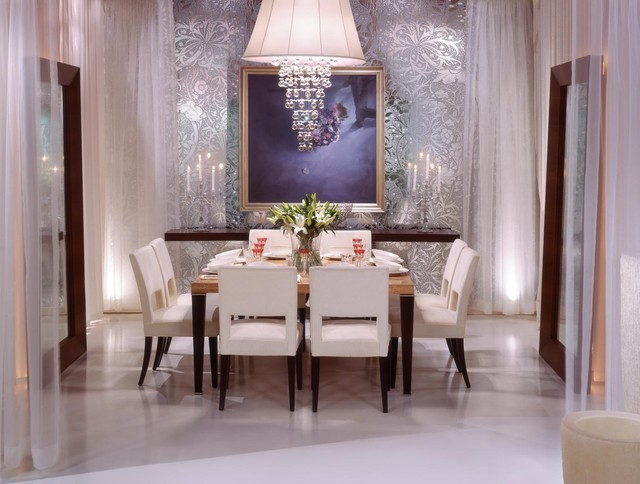 Dream dining traditional dining room miami by for Dining room design questions