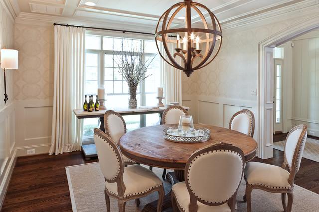Dream House Studios, Inc. - Transitional - Dining Room - DC ...