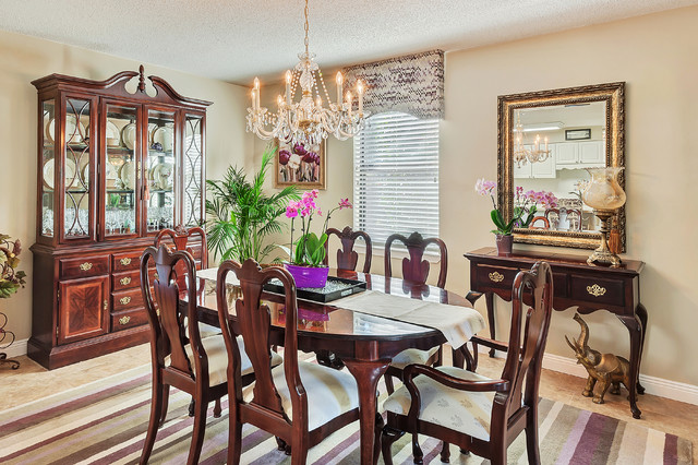 Dream room 2014 traditional dining room other by for Houzz corporate office