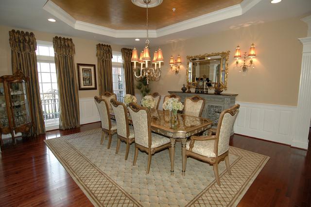 Dreambridge Design 1 traditional-dining-room