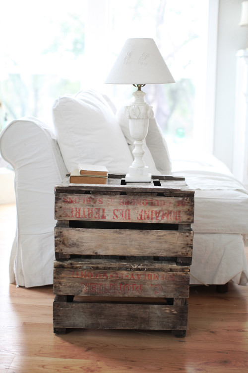 selecting end tables