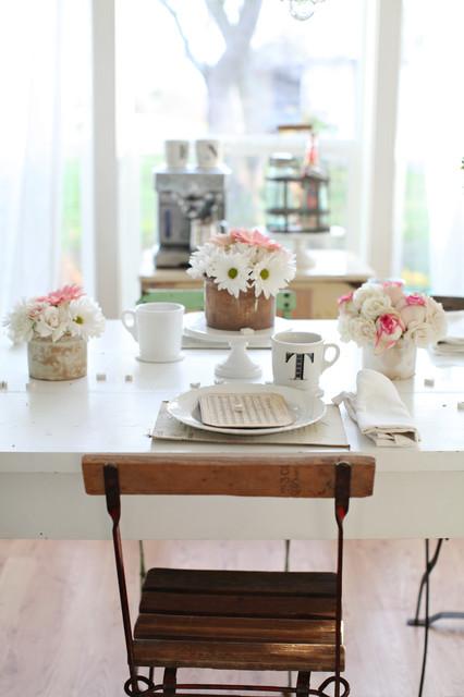 Dreamywhitesonline.com traditional-dining-room