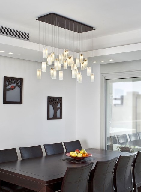Drop contemporary dining room - Dining room chandelier contemporary style ...