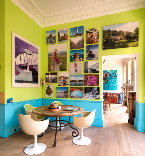 Decorating With Bright Paint Colors | Nolan Painting