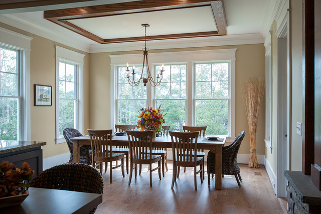 Dunes West Interiors Architecture Mount Pleasant Sc Traditional Dining Room Charleston