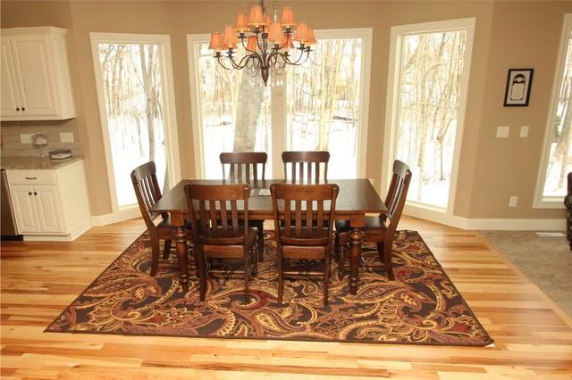 Dunlavin Woods traditional-dining-room